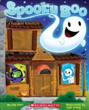 Spooky Boo! a Halloween Adventure - Karr, Lily