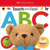Touch and Feel ABC (Scholastic Early Learners - Touch and Feel) - Inc., Scholastic