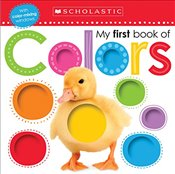 My First Book of Colors (Scholastic Early Learners) - Inc., Scholastic