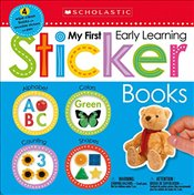 Sticker Activity Box Set: ABC 123 (Scholastic Early Learners) - Scholastic,