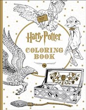 Harry Potter Coloring Book - Scholastic,