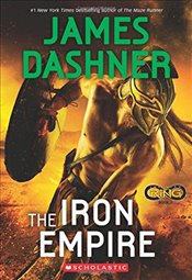 Iron Empire (Infinity Ring, Book 7) - Dashner, James