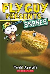 Fly Guy Presents: Snakes (Scholastic Reader, Level 2) - Arnold, Tedd