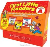 First Little Readers: Guided Reading Level a: A Big Collection of Just-Right Leveled Books for Begin - Schecter, Deborah
