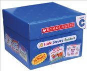 Little Leveled Readers: Level C Box Set: Just the Right Level to Help Young Readers Soar! - Inc., Scholastic