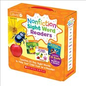 Nonfiction Sight Word Readers Parent Pack Level D: Teaches 25 Key Sight Words to Help Your Child Soa - Charlesworth, Liza
