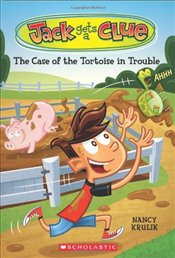 Case of the Tortoise in Trouble (Jack Gets a Clue (Quality)) - Krulik, Nancy