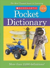 Scholastic Pocket Dictionary -