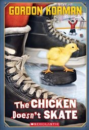 Chicken Doesnt Skate - Korman, Gordon