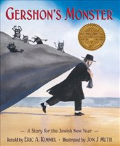 Gershons Monster: A Story for the Jewish New Year - Kimmel, Eric A