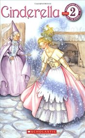 Cinderella (Scholastic Reader - Level 2 (Quality)) - Lewis, Hara