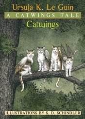 Catwings - Le Guin, Ursula K.