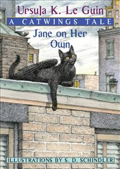 Jane on Her Own : A Catwings Tale - Le Guin, Ursula K.