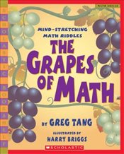 Grapes of Math (Scholastic Bookshelf) - Tang, Greg