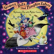 Spiders, Bats, and Pumpkin Eaters: Halloween Fun with Mother Goose -