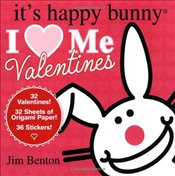I (Heart) Me Valentines [With 36 Stickers and 32 Valentines and 32 Sheets of Origami Paper] (Its Ha - Benton, Jim