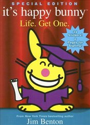Life. Get One.: And Other Words of Wisdom and Junk That Will Make You Wise or Something [With 24 Ful - Benton, Jim