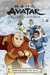 Avatar : The Last Airbender : North and South Part 3 - Yang, Gene Luen