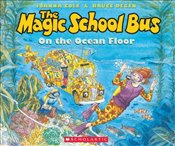 Magic School Bus on the Ocean Floor (Magic School Bus (Audio)) - Cole, Joanna