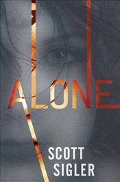 Alone: Book Three of the Generations Trilogy - Sigler, Scott