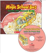 Magic School Bus: Inside the Human Body (Magic School Bus (Audio)) - Cole, Joanna