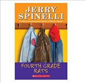 Fourth Grade Rats (Apple Paperbacks) - Spinelli, Jerry
