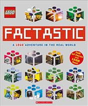 LEGO: The Book of Everything (Lego Nonfiction) - Scholastic,