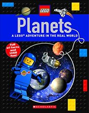 Planets (Lego Nonfiction) - Arlon, Penelope