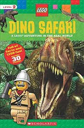 Dino Safari (Lego Nonfiction) - Scholastic,