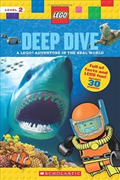 Deep Dive (Lego Nonfiction) - Scholastic,