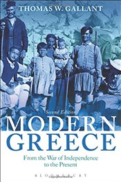 Modern Greece - Gallant, Thomas W.