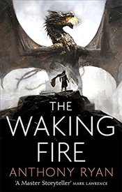 Waking Fire : Draconis Memoria, Book I - Ryan, Anthony