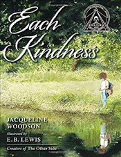 Each Kindness - Woodson, Jacqueline