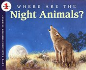 Where are the Night Animals? (Lets Read-&-find-out Science) - Fraser, Mary Ann
