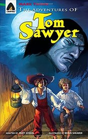 Adventures of Tom Sawyer : Campfire Graphic Novels - Twain, Mark