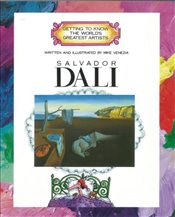 Salvador Dali (Getting to Know the Worlds Greatest Artists) - Venezia, Mike
