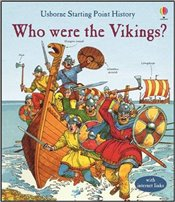 Who Were the Vikings? : Starting Point History - Chisholm, Jane