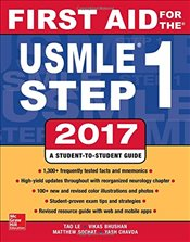 First Aid for the USMLE Step 1 2017 - Le, Tao