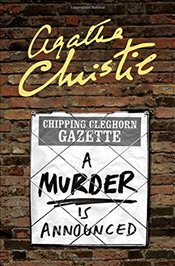 Murder is Announced - Christie, Agatha