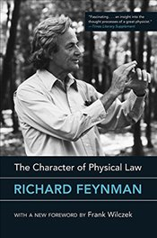Character of Physical Law - Feynman, Richard Phillips