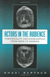 ACTORS IN AUDIENCE - Bartsch, Shadi