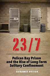 23/7 : Pelican Bay Prison and the Rise of Long-Term Solitary - Reiter, Keramet