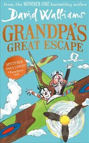 Grandpas Great Escape - Walliams, David