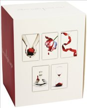Twilight Saga 5 Book Set (White Cover) - Meyer, Stephenie