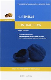 Nutshells Contract Law - Duxbury, Robert