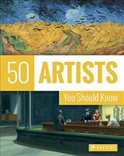 50 Artists You Should Know 50s Series - Koster, Thomas