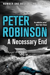 Necessary End - Robinson, Peter