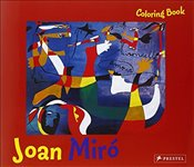 Coloring Book Miro Colouring Book - Roeder, Annette