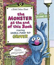 Monster at the End of the Book (Little Golden Books) - Stone, Jon