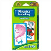 Phonics Made Easy-Flash Cards -